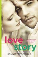 Okładka ksiązki - Love story