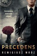 Okładka książki - Precedens