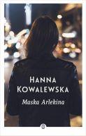 Okładka ksiązki - Maska Arlekina