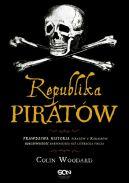 Okładka książki - Republika Piratów