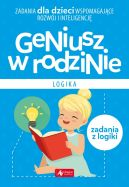 Okładka książki - Geniusz w rodzinie. Logika
