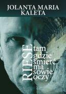Okładka ksiązki - Riese. Tam gdzie śmierć ma sowie oczy