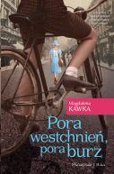 Okładka ksiązki - Pora westchnień, pora burz