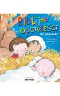 Okładka książki - Biblijne opowieści do poduszki