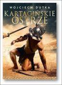 Okładka ksiązki - Kartagińskie ostrze