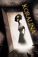 Okładka książki - Koralina