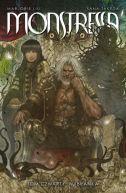 Okładka - Monstressa, tom 4: Wybranka