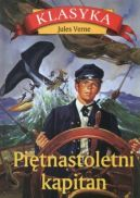 Okładka książki - Piętnastoletni kapitan