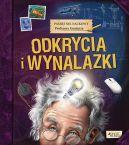 Okładka - Pamiętnik Naukowy Profesora Geniusza. Odkrycia i wynalazki