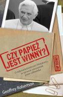 Okładka książki - Czy papież jest winny?