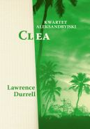 Okładka - Kwartet aleksandryjski. Clea