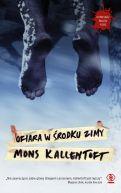 Okładka książki - Ofiara w środku zimy
