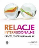 Okładka - Relacje interpersonalne. Proces porozumiewania się