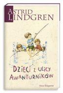 Okładka ksiązki - Dzieci z ulicy Awanturników