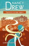 Okładka książki - Nancy Drew. Tajemna starego zagara