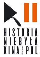 Okładka ksiązki - Historia niebyła kina PRL