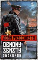 Okładka - Demony Zemsty. Abakumov