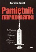 Okładka książki - Pamiętnik narkomanki