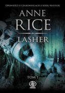 Okładka ksiązki - Lasher. Tom 1