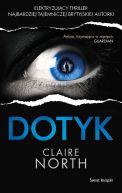 Okładka ksiązki - Dotyk