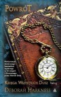 Okładka książki - Księga Wszystkich Dusz. Tom 4. Powrót