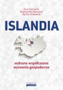Okładka - Islandia: wybrane współczesne wyzwania gospodarcze