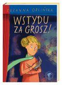 Okładka ksiązki - Wstydu za grosz!