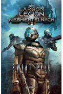Okładka książki - Legion Nieśmiertelnych. Świat Pyłu