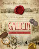 Okładka ksiązki - Galicja. Historia, przyroda, kuchnia