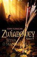 Okładka ksiązki - Bitwa o Skandię