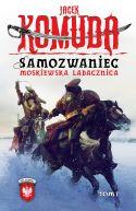 Okładka ksiązki - Samozwaniec. Moskiewska Ladacznica