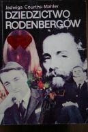 Okładka ksiązki - Dziedzictwo Rodenbergów