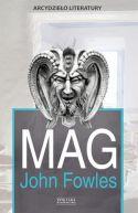 Okładka książki - Mag
