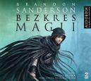 Okładka ksiązki - Bezkres magii. Audiobook