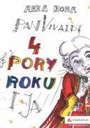 Okładka - Pan Vivaldi, Cztery Pory Roku i ja