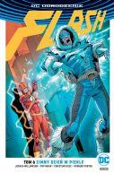 Okładka ksiązki - Flash  Zimny dzień w piekle, tom 6