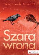Okładka książki - Szara wrona