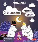 Okładka - Muminki. 3 bajeczki przed snem