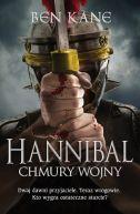 Okładka - Hannibal. Chmury wojny
