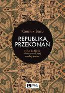 Okładka - Republika przekonań. Nowe podejście do ekonomicznej analizy prawa