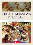 Okładka - Cuda malarstwa polskiego