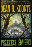 Okładka ksiązki - Przełęcz śmierci