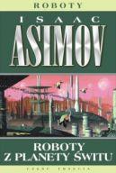 Okładka książki - Roboty z Planety Świtu