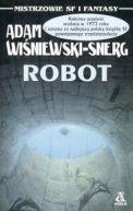 Okładka ksiązki - Robot