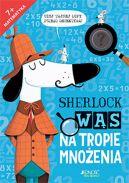 Okładka -  Sherlock Wąs na tropie mnożenia