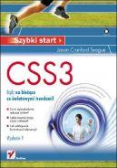 Okładka książki - CSS3. Szybki start. Wydanie V