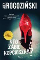 Okładka książki - Kto zabił Kopciuszka?