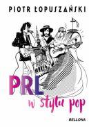 Okładka książki - PRL w stylu pop