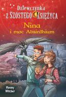 Okładka książki - Nina i moc Absinthium