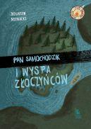 Okładka - Pan Samochodzik i wyspa Złoczyńców